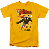 I Love Lucy- Super Lucy To The Rescue T-Shirt