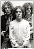 Cream- Eric Clapton, Ginger Baker & Jack Bruce, London 1967 Poster