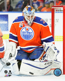 Cam Talbot 2016-17 Action Photo