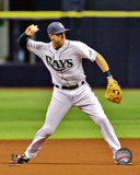 Evan Longoria 2015 Action Photo