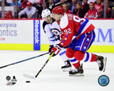 Evgeny Kuznetsov 2016-17 Action Photo