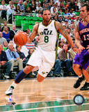 Deron Williams 2010-11 Action Photo
