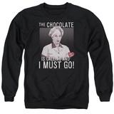Crewneck Sweatshirt: I Love Lucy- The Chocolate Is Calling T-shirts