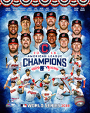Cleveland Indians 2016 American League Champions Composite Photo