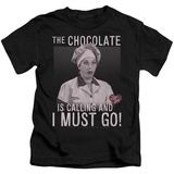 Juvenile: I Love Lucy- The Chocolate Is Calling Shirt