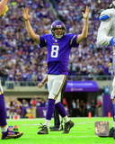 Sam Bradford 2016 Action Photo