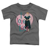 Toddler: I Love Lucy- Heart You Shirt