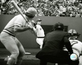 Bill Lee 1975 Action Photo