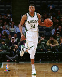 Giannis Antetokounmpo 2016-17 Action Photo
