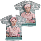 I Love Lucy- Chocolate Belt (Front/Back) Shirts