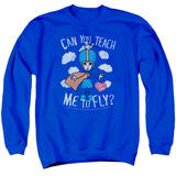 Crewneck Sweatshirt: Lucy - Fly T-Shirt
