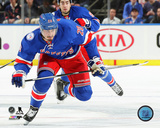 Chris Kreider 2016-17 Action Photo