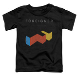 Toddler: Foreigner- Agent Provocateur Shirts