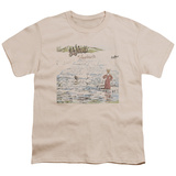 Youth: Genesis- Foxtrot Album Cover Shirts