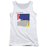 Juniors Tank Top: Genesis- Abacab Album Cover Womens Tank Tops