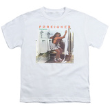 Youth: Foreigner- Head Games Album Cover Shirts