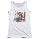 Juniors Tank Top: Foreigner- Head Games Album Cover T-Shirt