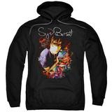 Hoodie: Syd Barrett- Madcap Syd Pullover Hoodie