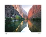 Santa Elena Canyon 3B Limited Edition by Ken Bremer