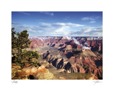 Yavapai Pt. Morning Limited Edition by Ken Bremer