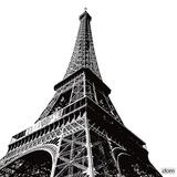 Tour Eiffel High Posters av Dominique Massot