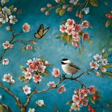 Blossom II Plakat av Lisa Audit