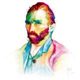 van Gogh Posters por Patrice Murciano