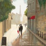Paris Romance I Posters av Marco Fabiano