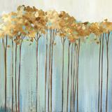 Teal Trees I Posters af Allison Pearce
