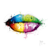 Candy Mouth Posters by Patrice Murciano