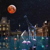 Patrick Le Hec´h - Pyramid Plakát