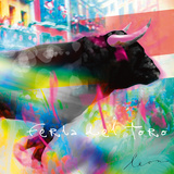 Feria del Toro Poster di Leon Bosboom