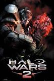 Halo Wars 2- Atriox Poster