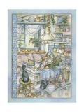Bountiful Basket Giclee Print by Kim Jacobs