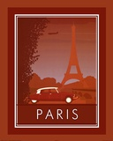 Paris Prints by Paulo Viveiros