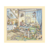 Storybook Afternoon Giclee Print by Kim Jacobs