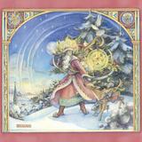 Father Christmas Giclee Print by Kim Jacobs
