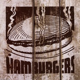 Hamburger Prints by Unknown