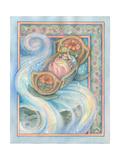 God's Love Giclee Print by Kim Jacobs