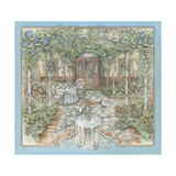 Morning Glories Giclee Print by Kim Jacobs