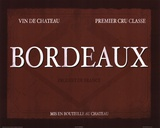 Bordeaux Prints by Paulo Viveiros