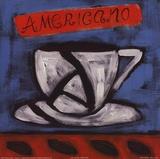 Americano Prints by Petrina Sutton