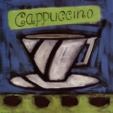 Cappuccino Prints by Petrina Sutton