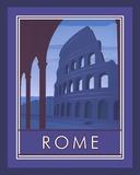 Rom Kunstdrucke von Paulo Viveiros