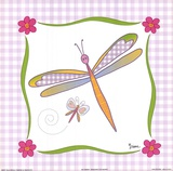 Dragonfly of Hearts Prints by Diane Stimson
