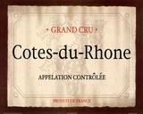 Cote du Rhone Poster von Paulo Viveiros