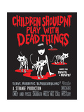 Children Shouldn't Play Dead Posters by  Emily the Strange