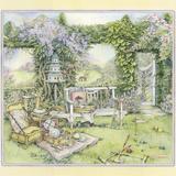 Croquet Giclee Print by Kim Jacobs