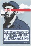 Destiny Produces the Man… Plakater