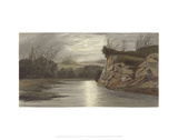 James River, Richmond, VA Giclee Print by Lefevre Cranstone